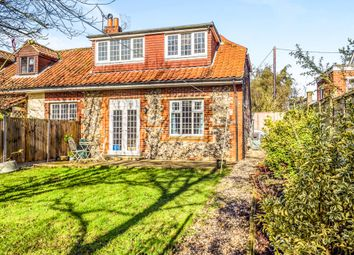 Thumbnail 3 bed cottage for sale in The Street, Billingford, Dereham