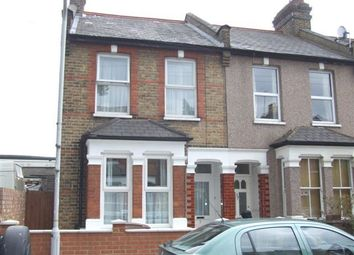 Thumbnail 3 bed end terrace house to rent in Westward Road, London