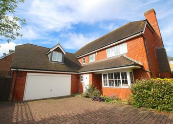 Thumbnail 5 bed detached house for sale in Knox Road, Guildford