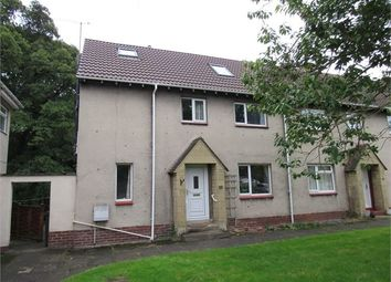 Thumbnail 4 bed end terrace house for sale in Guessburn, Stocksfield