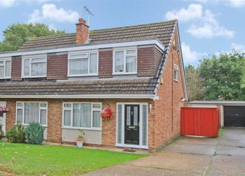 Thumbnail 3 bed semi-detached house for sale in Wyteleaf Close, Ruislip