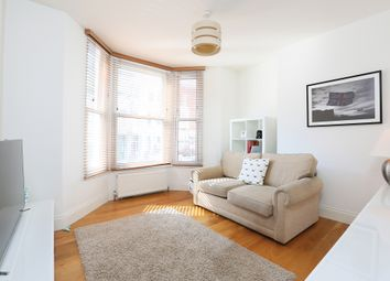 Thumbnail 1 bed flat to rent in Oxberry Avenue, London
