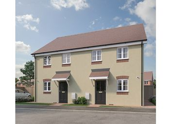 Thumbnail 3 bed semi-detached house for sale in Plots 79 & 80, High Penn Park, Larkspur Drive, Calne, Wiltshire