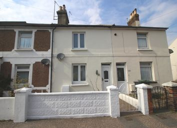 Thumbnail 2 bedroom terraced house for sale in Ashford Road, Eastbourne