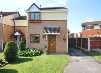 Thumbnail 2 bed town house for sale in Broxton Close, Widnes