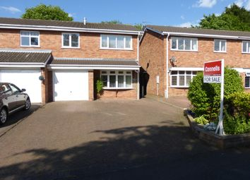 Thumbnail 3 bed semi-detached house for sale in Templars Way, Penkridge, Stafford