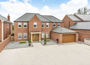 Thumbnail 4 bed detached house for sale in Charnwood House Main Road, Hundleby, Spilsby