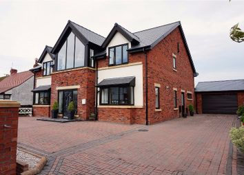 Thumbnail 5 bedroom detached house for sale in West Drive, Thornton-Cleveleys