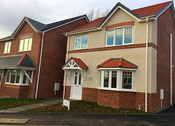 Thumbnail 3 bed detached house to rent in Oakfield Close, New Brighton, Mold