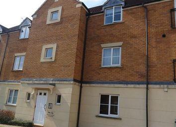 Thumbnail 2 bedroom flat to rent in Blease Close, Staverton, Trowbridge