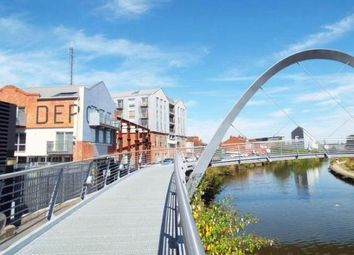 Thumbnail 1 bed flat to rent in Electric Wharf, Coventry