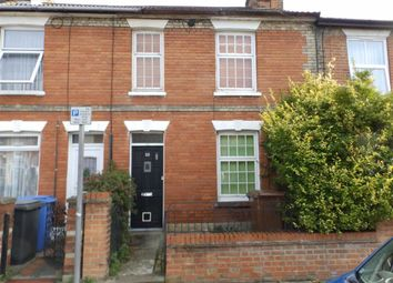 Thumbnail 3 bed terraced house for sale in Rendlesham Road, Ipswich, Suffolk