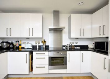 Thumbnail 3 bed flat to rent in Ward Road, Stratford, London E152Lb