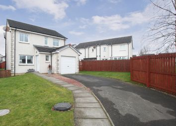 Thumbnail 3 bed detached house for sale in Bellevue Park, Alloa, Clackmannanshire