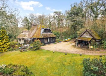Dock Lane, Beaulieu, Brockenhurst, Hampshire SO42. 4 bed detached house for sale