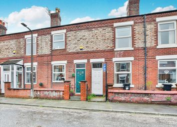 2 bed terraced house for sale in Brooks Avenue, Hazel Grove, Stockport, Cheshire SK7