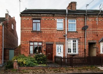 Thumbnail 3 bedroom end terrace house for sale in Pleasant Place, Kegworth, Derby