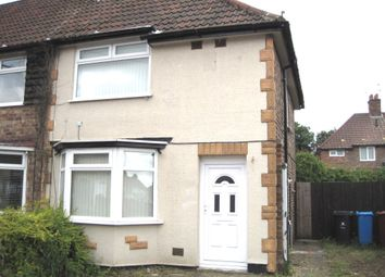 Thumbnail 2 bed semi-detached house to rent in Barford Road, Liverpool