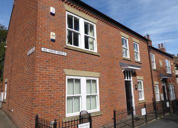 Thumbnail 2 bedroom flat to rent in Church View, Hurworth, Darlington