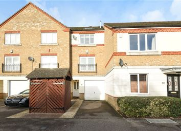 Thumbnail 4 bed terraced house for sale in Hunstanton Close, Colnbrook, Slough