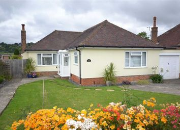 Thumbnail 3 bed detached bungalow for sale in Cissbury Gardens, Worthing, West Sussex