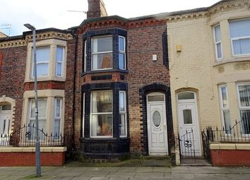 3 bed terraced house for sale in Hawkesworth Street, Anfield, Liverpool L4