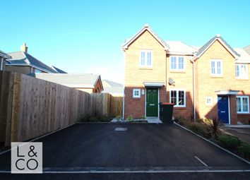 Thumbnail 3 bed end terrace house to rent in Clos Honddu, Bettws