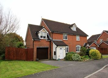 Thumbnail 3 bedroom semi-detached house for sale in Brock End, Portishead, North Somerset