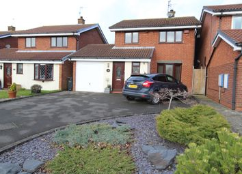 Thumbnail 3 bed detached house for sale in Oakhill Drive, Brierley Hill