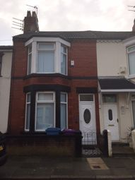 Thumbnail 3 bed terraced house to rent in Firdale Road, Walton