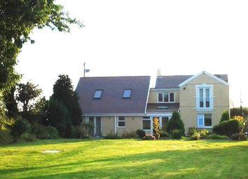 Thumbnail 5 bed detached house for sale in Cottage Llannon, Llanelli, Llannon, Carmarthenshire, West Wales