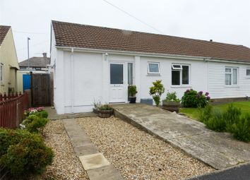 Thumbnail 2 bedroom detached bungalow to rent in Maesyfrenni, Crymych, Pembrokeshire