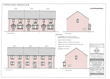 Thumbnail 3 bed terraced house for sale in Parc Fferws, Ammanford, Carmarthenshire.