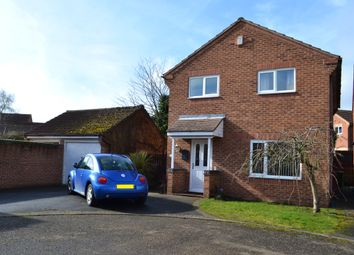 Thumbnail 4 bed detached house for sale in Orchid Drive, Farndon, Newark