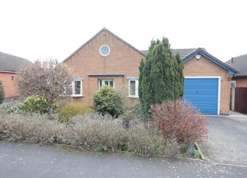 Thumbnail 2 bed detached bungalow for sale in De La Bere Crescent, Burbage, Hinckley