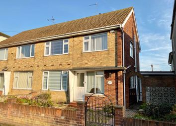 Thumbnail 3 bed semi-detached house for sale in Queens Road, Great Yarmouth
