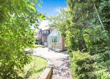Thumbnail 3 bed semi-detached house for sale in Bonis Hall Lane, Prestbury, Macclesfield, Cheshire