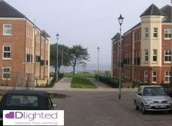 Thumbnail 2 bed flat to rent in Brass Thill Way, South Shields