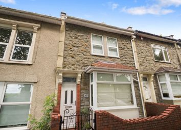Thumbnail 2 bed terraced house for sale in Beaufort Road, St George