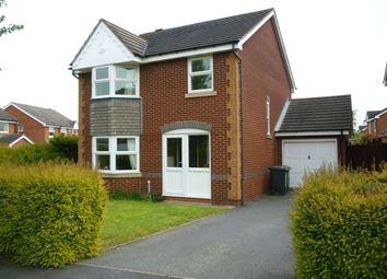 Thumbnail 4 bed detached house to rent in Nutkin Close, Loughborough, Leicestershire
