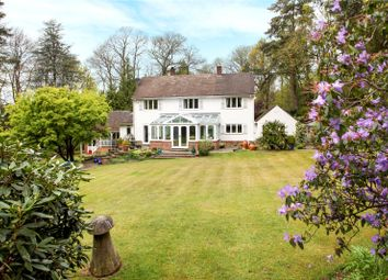 Thumbnail 4 bed detached house for sale in Botany Hill, The Sands, Farnham, Surrey