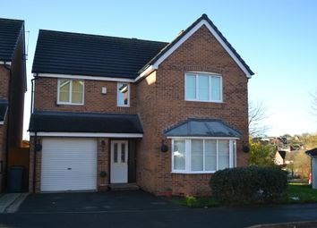 Thumbnail 4 bed detached house for sale in Willard Close, Chesterton, Newcastle-Under-Lyme