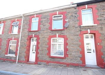 Thumbnail 2 bed terraced house for sale in William Street, Trethomas, Caerphilly