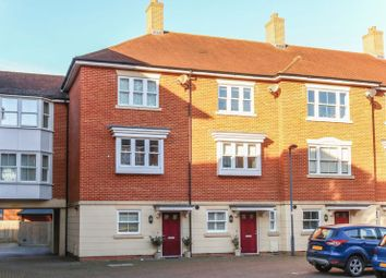 Thumbnail 4 bed terraced house for sale in St. Gabriels, Wantage