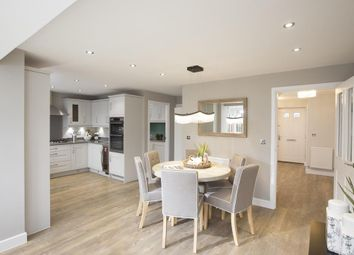 """Thumbnail 4 bed detached house for sale in """"Winstone"""" at Park View, Moulton, Northampton"""