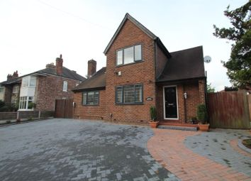 Thumbnail 3 bed detached house for sale in Irlam Road, Flixton, Urmston, Manchester