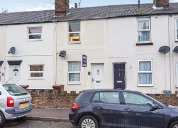 Thumbnail 2 bed terraced house for sale in Station Road, Rainham
