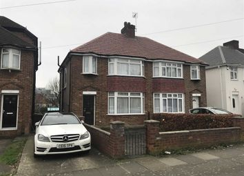 Thumbnail 3 bed semi-detached house for sale in Montrose Ave, Edgware