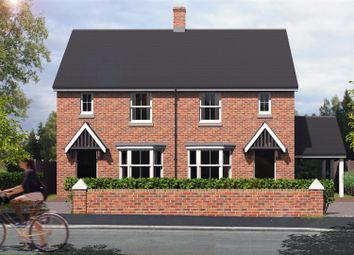 Thumbnail 3 bed semi-detached house for sale in Eythorne Road, Shepherdswell, Dover