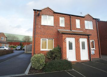 Thumbnail 2 bedroom semi-detached house to rent in Hoselett Field Road, Long Eaton, Nottingham